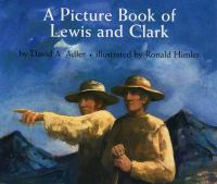 Cover image for A picture book of Lewis and Clark