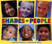 Cover image for Shades of people