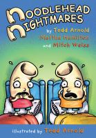 Cover image for Noodlehead nightmares