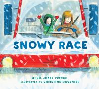Cover image for Snowy race