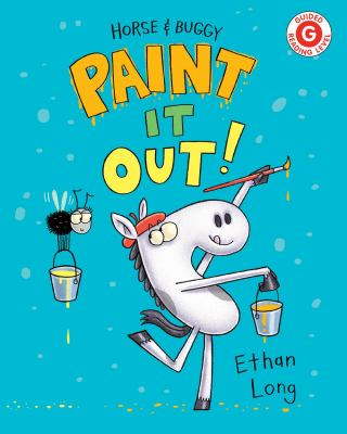 Cover image for Paint it out!