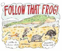 Cover image for Follow that frog