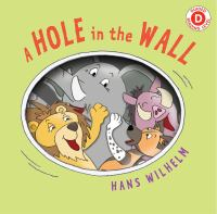 Cover image for A hole in the wall