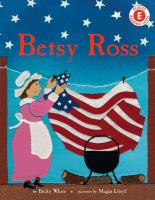 Cover image for Betsy Ross