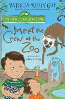 Cover image for Meet the crew at the zoo