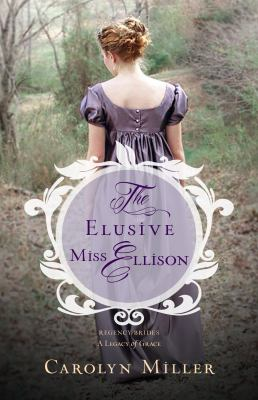 Cover image for The elusive Miss Ellison