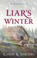 Cover image for Liar's winter : an Appalachian novel
