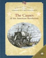 Cover image for The causes of the American Revolution