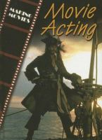 Cover image for Movie acting