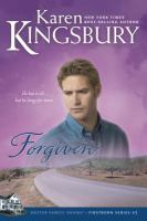 Cover image for Forgiven