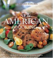 Cover image for New American cooking : the best of contemporary regional cuisines
