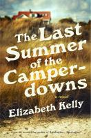 Cover image for The last summer of the Camperdowns