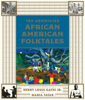 Cover image for The annotated African American folktales