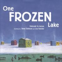 Cover image for One frozen lake