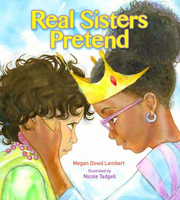 Cover image for Real sisters pretend