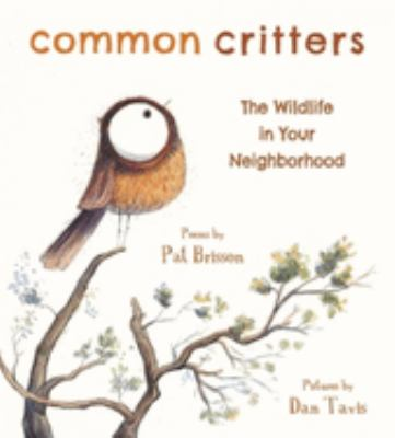 Cover image for Common critters : the wildlife in your neighborhood