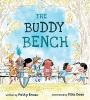 Cover image for The buddy bench