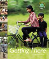 Cover image for Getting there