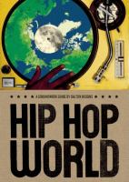 Cover image for Hip hop world