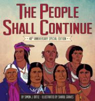 Cover image for The people shall continue