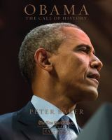 Cover image for Obama : the call of history