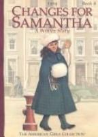 Cover image for Changes for Samantha : a winter story