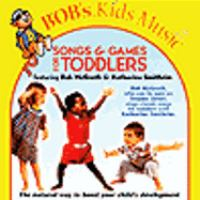 Cover image for Songs & games for toddlers