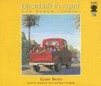 Cover image for Baseball in April and other stories