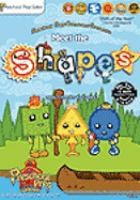Cover image for Meet the shapes