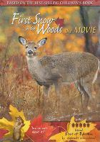 Cover image for First snow in the woods the movie