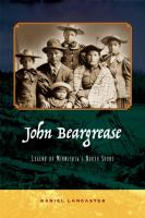 Cover image for John Beargrease : legend of Minnesota's North Shore