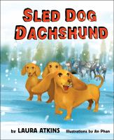 Cover image for Sled dog dachshund