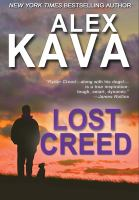 Cover image for Lost creed