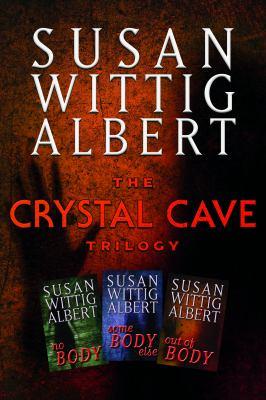 Cover image for The Crystal Cave trilogy