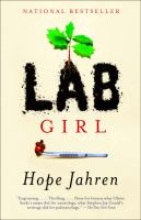 Cover image for Lab girl
