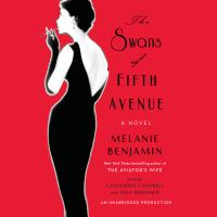 Cover image for The swans of Fifth Avenue : a novel
