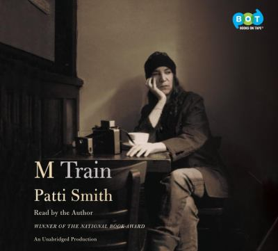 Cover image for M train