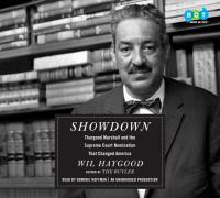 Cover image for Showdown : Thurgood Marshall and the Supreme Court nomination that changed America