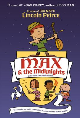Cover image for Max & the Midknights