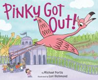 Cover image for Pinky got out!