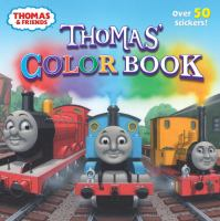 Cover image for Thomas' color book