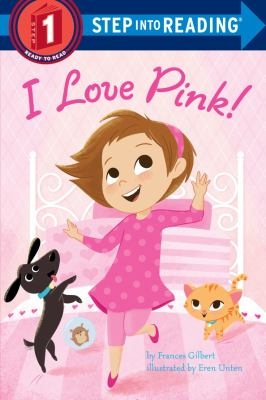 Cover image for I love pink!