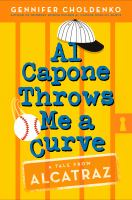 Cover image for Al Capone throws me a curve