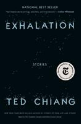 Cover image for Exhalation : stories