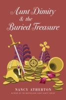 Cover image for Aunt Dimity and the buried treasure