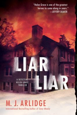 Cover image for Liar liar : a Detective Helen Grace thriller