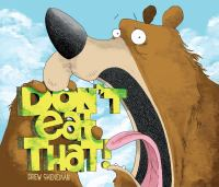 Cover image for Don't eat that