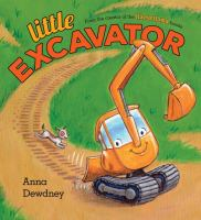 Cover image for Little Excavator