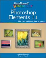 Cover image for Photoshop elements 11