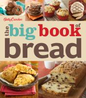 Cover image for Betty Crocker the big book of bread
